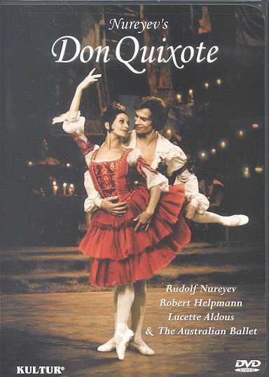 DON QUICHOTTE BY NUREYEV,RUDOLF (DVD)